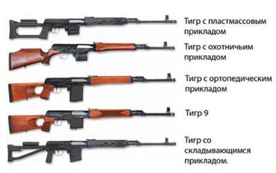 Ружья Тигр