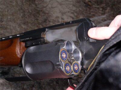 Ружье-револьвер